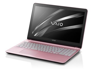 VAIO 15 ピンク