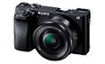 世界最多425点の全面位相差AFセンサー搭載で<br />一瞬の動きを捉え続けるミラーレス一眼カメラ『α6300』発売