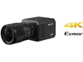 夜間や暗所でも高精細カラー動画撮影が可能な<br />4K対応ネットワークカメラ発売