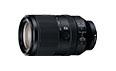 描写性能に優れたGレンズ 望遠ズームレンズと<br />小型軽量な標準単焦点レンズを発売