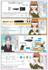 Bluetooth送信機能を搭載したBDプレーヤー BDP-S6700が発売