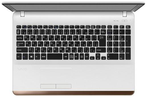 VAIO C15 テンキー付キーボード