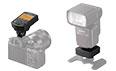 最大5グループ15台のフラッシュを<br />ワイヤレスで制御 電波式ライティングシステムを発売