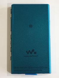 ウォークマン A30シリーズ 背面