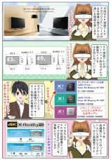 ソニー 4K液晶テレビ X8000Eシリーズの特徴と他モデルとの違い