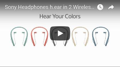 h.ear in 2 Wireless の動画