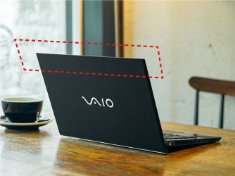 VAIO S11 LTE/Wi-Fiアンテナ