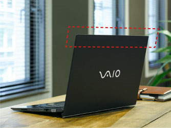 VAIO S13 LTE/Wi-Fiアンテナ