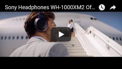 WH-1000Xの動画