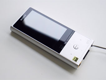 NW-ZX100 展示品