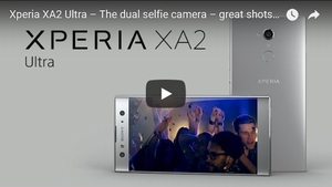 Xperia XA2 Ultra 動画