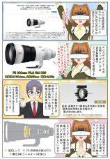 大口径超望遠レンズGマスター『FE 400mm F2.8 GM OSS』 SEL400F28GM