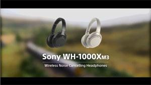 WH-1000XM3 動画