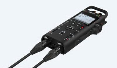 ソニーのハイレゾ対応リニアPCMレコーダー PCM-D10