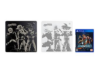 PS4 JUMP FORCE 限定刻印モデル トップカバーセット