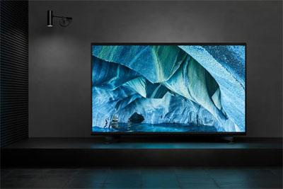 ソニー初の8K液晶テレビ 『Z9Gシリーズ(98v型、85v型)』