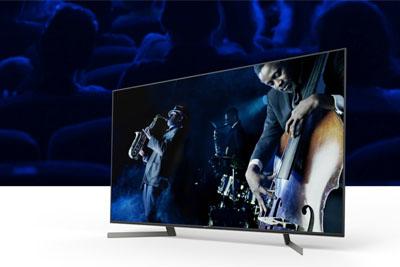 4K液晶テレビ『XG95/X95Gシリーズ(85/75/65/55v型)』