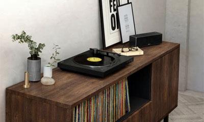 ソニーのBluetooth対応レコードプレーヤー PS-LX310BT