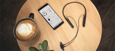 ワイヤレスノイズキャンセリング対応ワイヤレスヘッドホン WI-C600N