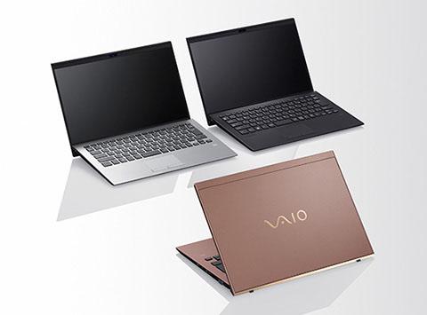 VAIO SX14 本体カラー