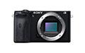 最先端AF性能を搭載 APS-Cセンサー搭載<br />ミラーレス一眼カメラのフラグシップモデル『α6600』発売