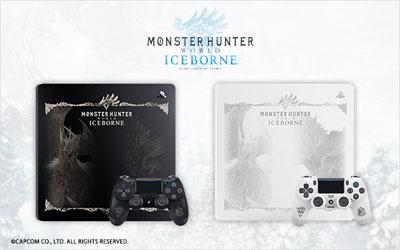 PlayStation4 モンスターハンターワールド アイスボーン