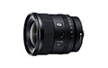 焦点距離20mm、フルサイズ対応の<br />大口径超広角単焦点レンズ 『FE 20mm F1.8 G』 発売