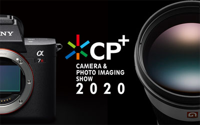 CP+2020 ソニーブース情報