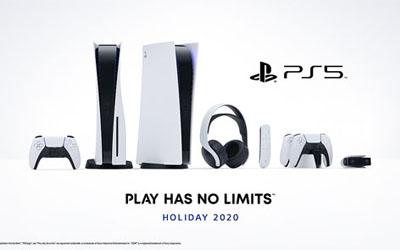 ソニーストアの PlayStation 5 サイト