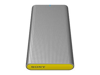 Sony ポータブルSSD SL-Mシリーズ