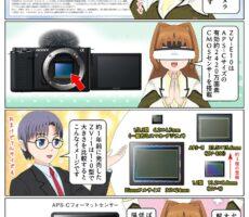 ソニーがαシリーズ初のレンズ交換式Vlogカメラ『VLOGCAM ZV-E10』を発売