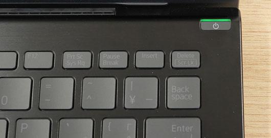 VAIO SX14 VJS1441 指紋センサー