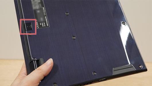 VAIO Z 勝色特別仕様のSIMフリー5G