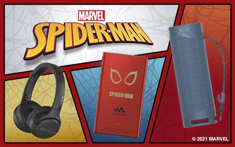 ソニーポータブルオーディオ / Spider-Man Collection